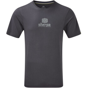 Sherpa Hero Tee Men Kharani/Monsoon Grey